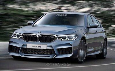 SPY國際 寶馬 BMW G30 F90 M5款 前保桿 預購