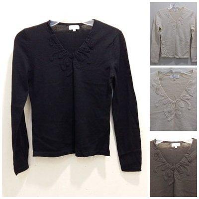 日本[Udb] 女子 羊毛 保暖 長袖上衣 毛衣-原價3480-100%超細美麗諾羊毛