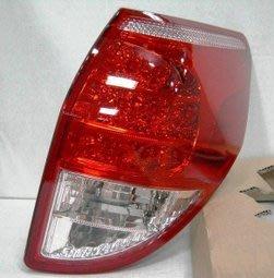 ((車燈大小事)) TOYOTA  RAV4 06-  / 豐田 RAV4 休旅車原廠型LED尾燈