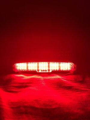 =蘋果光LED專賣=HYUNDAI爆亮紅光食人魚LED第三煞車燈ELANTRA