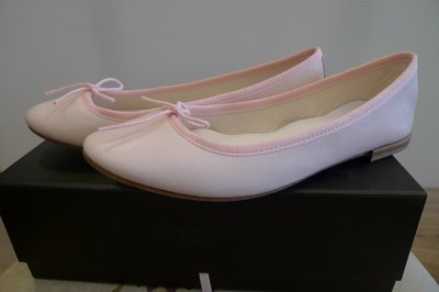 Repetto Cendrillo leather ballet flats  (建議穿大一號)37.5號 現貨
