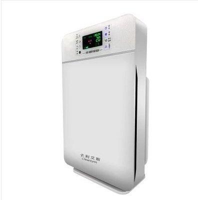 ☜男神閣☞Cleareyes空氣凈化器家用臥室除霾pm2.5紫外線殺菌高效除醛負離子