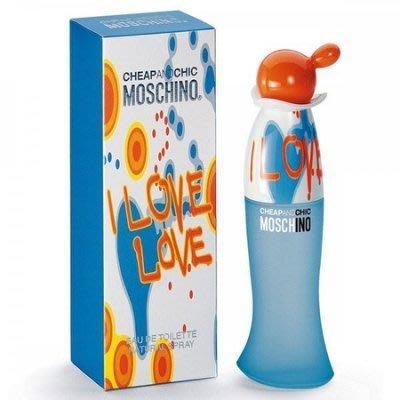 MOSCHINO I LOVE LOV...