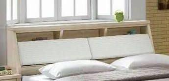 二手家具 台中 樂居全新中古傢俱 OH2405CD*全新鋼刷洗白5尺床頭櫃 收納櫃 置物櫃*零碼臥室家具 床組床墊衣櫥
