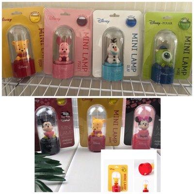🈶️現貨‼️ 迪士尼韓國聯名推出香氛正品代購維尼熊米奇米妮空氣清新劑夜燈