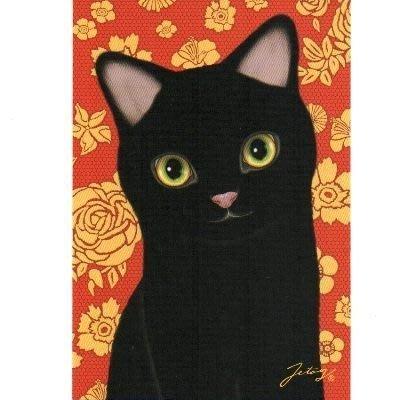 (可超取)HappyLife【SV4802】JETOY,Choo Choo甜蜜貓第二代明信片_Gamy 禮卡 萬用卡