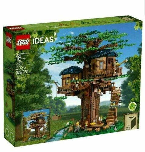 LEGO 樂高 IDEAS 21318 樹屋 Tree House 公司貨