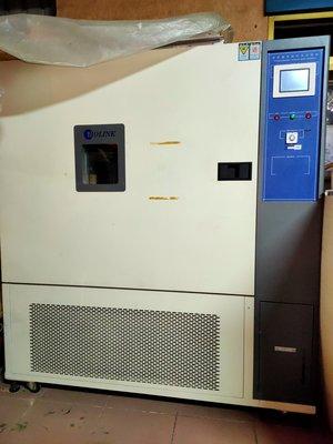 二手 HOLINK恆溫恆濕試驗機w172*d113*h189/專業用/營業用/實驗室/恆溫/恆濕/二手浴塵室/全新庫存富泰浴塵室/庫板隔間/規劃施工/人力點工/