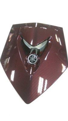 正MOTO EPIC部品 勁戰四代 4代勁戰 卡夢 碳纖維 大盾 盾牌 前胸蓋 #B