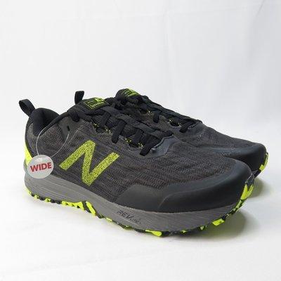 =E.P=NEW BALANCE  REVLITE 灰黃 越野慢跑 輕量 透氣 避震 入門 男鞋 MTNTRCS3