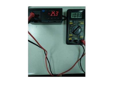 AC110V/繼電器16A大電流溫度控制器