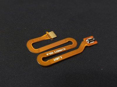 ☘綠盒子手機零件☘華為 nova 3e 原廠指紋排線 拆機新品