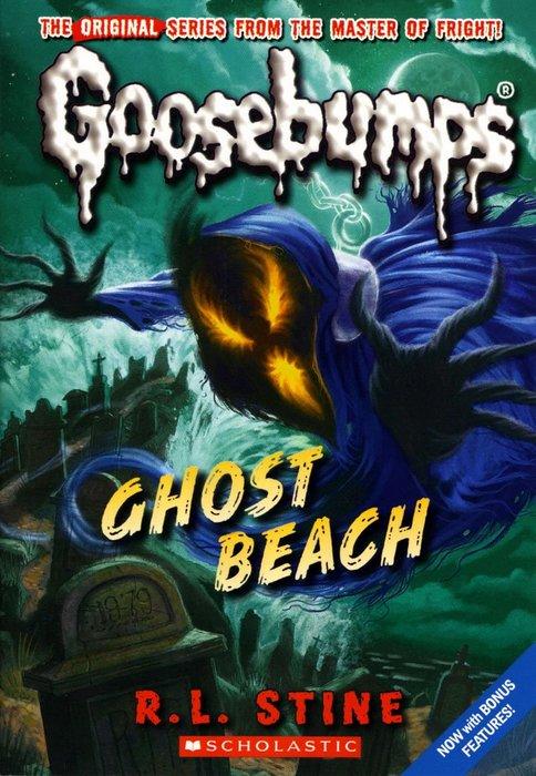 *小貝比的家*GOOSEBUMPS#15:GHOST BEACH/平裝/7~12歲/小說