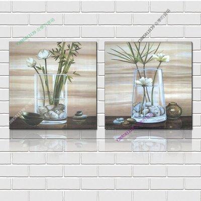 【60*60cm】【厚2.5cm】抽象-無框畫裝飾畫版畫客廳簡約家居餐廳臥室牆壁【280101_242】(1套價格)