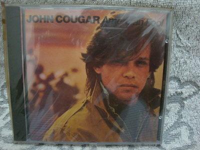 9. JOHN  COUGAR    HURTS SO GOOD   進口版