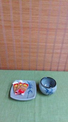 (店舖不續租清倉大拍賣)陳永皓先生--單人午茶組,原價1800元特價900元