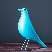 〖洋碼頭〗北歐擺件現代家居辦公室裝飾品 小鳥擺設軟裝樹脂創意工藝品 xlq289