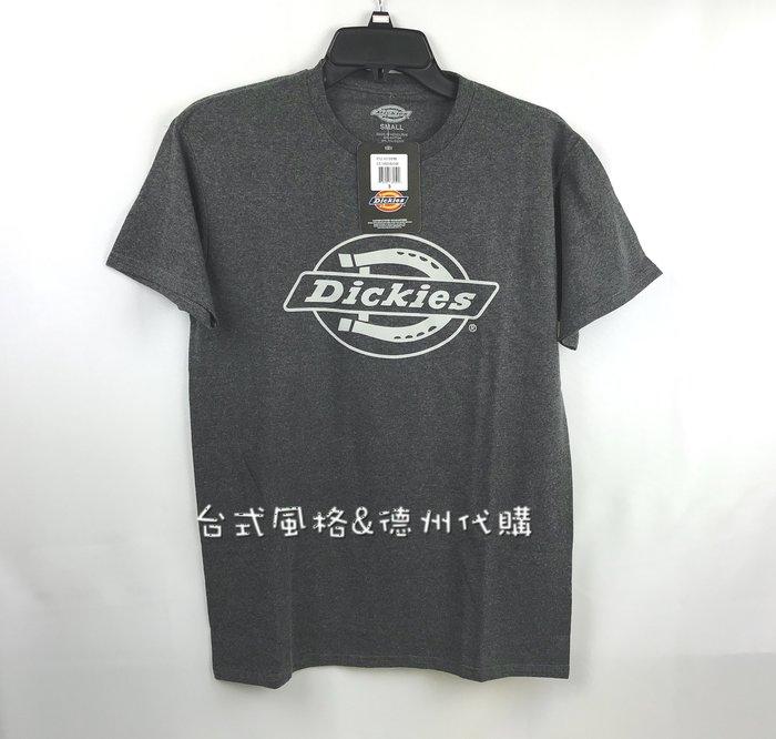 美國代購現貨 Dickies短T 純棉短T經典款潮T德州直送藍色黑色T恤