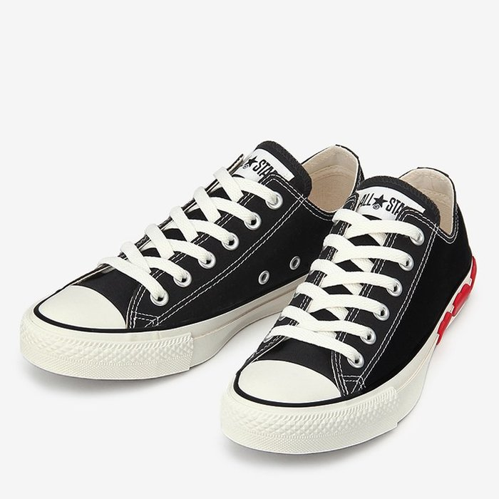 【S.I. 日本代購】CONVERSE ALL STAR THREEHEARTS OX,兩件省更多,免運