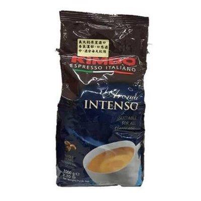 義大利進口KIMBO濃醇香氣咖啡豆1kg-限時特價中