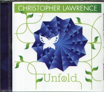 八八 - Christopher Lawrence - Unfold 2 - 2 CD