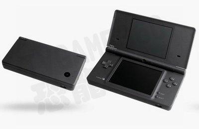 任天堂 Nintendo DSi NDSi 主機外殼 機身殼 (黑色)【台中恐龍電玩】