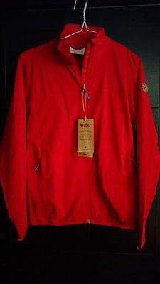 Fjallraven red light jacket 超輕小童全新防風簿褸 外套