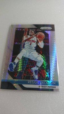明星球員REGGIE JACKSON格子亮特卡一張~25元起標