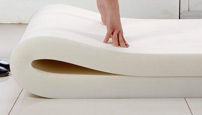 ~幸福家園~可定製含布套高密度海綿床墊~訂製床墊單人雙人學生宿舍、和室加床、客用床、幼兒爬行墊、租屋多種尺寸價錢不同請看商品介紹