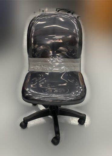 全新庫存家具賣場 EA150-6Fj*黑灰網辦公椅* 電腦書桌椅 辦公傢俱 辦公鐵櫃 北中南運送 新竹全新家具
