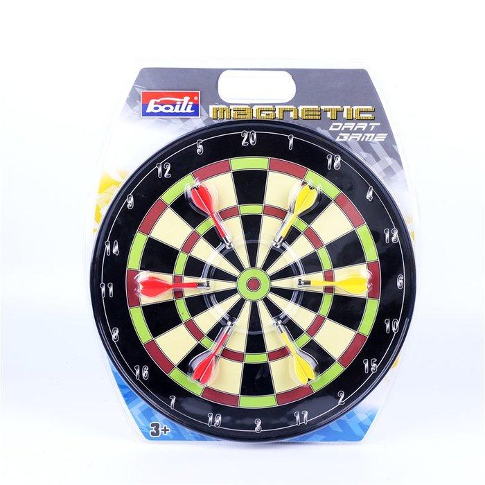 佳佳玩具 ----- 標靶機 飛鏢盤 飛鏢靶 家用 兩面磁性 大地遊戲 團康活動【YF15162】