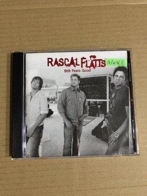 *還有唱片二館*RASCAL FLATTS 二手 A1041 (封面底破.下標幫結)