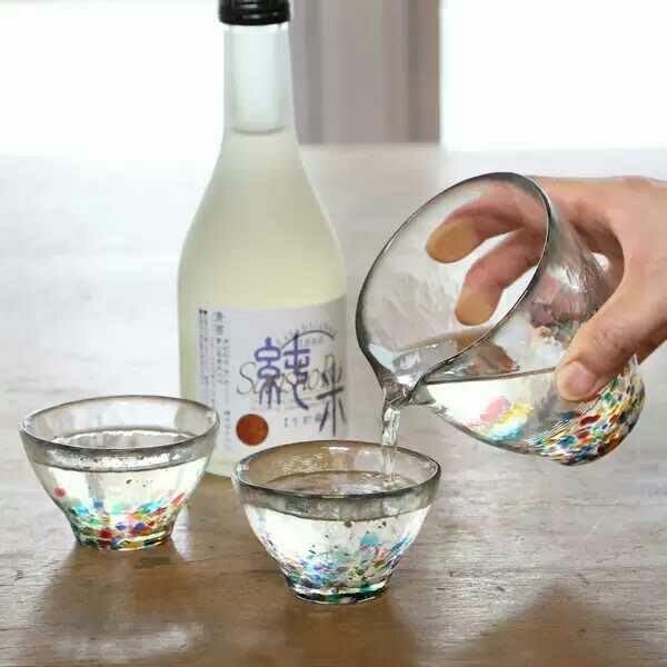 日本原裝進口手作清酒杯壺一壺二杯組【 蘇菲亞精品傢飾】