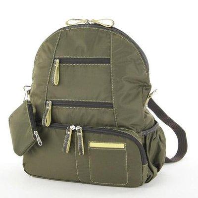 2Way可伸縮的裝卡多 肩揹/側揹兩用包 附贈零錢包  多重口袋還有拉練不怕東西掉落  逛街時側揹 旅遊時可展開增加容量
