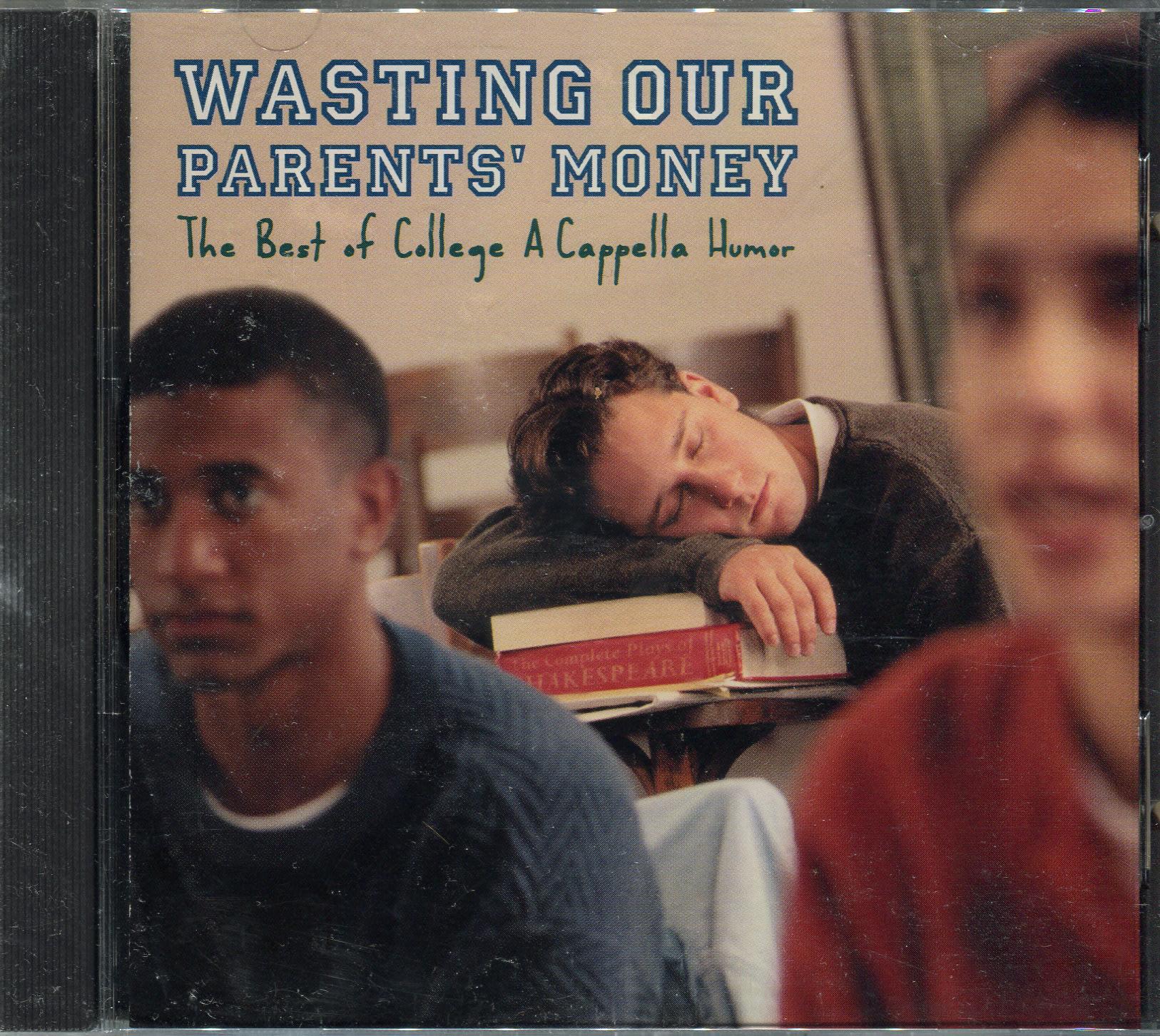 【嘟嘟音樂2】Various - Wasting Our Parents Money   (全新未拆封)