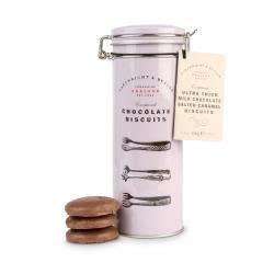 [要預購] 英國代購 英國CARTWRIGHT & BUTLER 巧克力鹹焦糖餅乾 190g