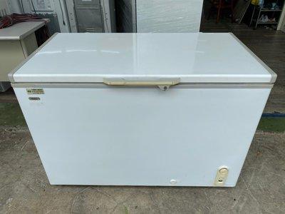 吉田二手傢俱❤Haier海爾4尺臥式冰箱冷凍櫃冷藏櫃臥式冰櫃上掀式冰箱上掀式冷凍櫃上掀式冷藏櫃