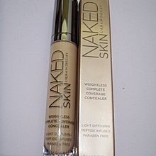 URBAN DECAY NAKED SKIN裸膚無重全效遮瑕膏WEIGHTLESSCOMPLETE COVERAGE CONCEALER 5ml