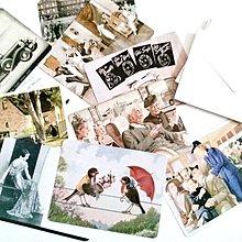 Osmileooo-復古懷舊 明信片 心意卡 10張連信封