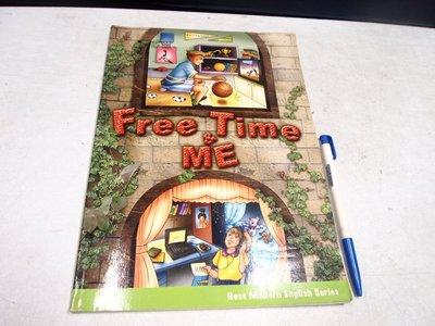 【考試院二手書】《Free Time&ME 》│何嘉仁 │David Moss│七成新(B11Z42)
