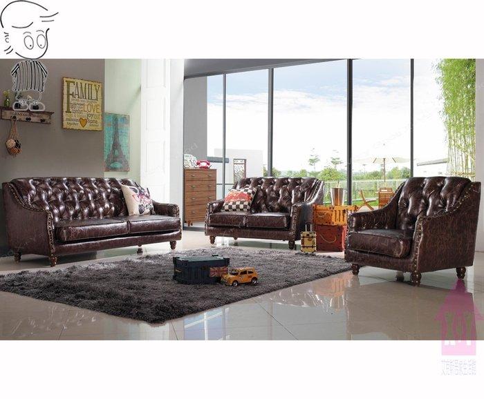 【X+Y時尚精品傢俱】現代沙發系列-奧斯丁 透氣皮沙發(1+2+3).美式風格.可拆賣.摩登家具