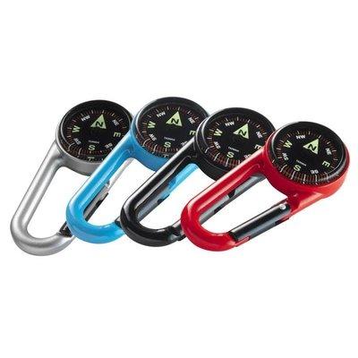 戶外運動指南針指北針體育夜光多功能鑰匙扣便攜式 RUNT