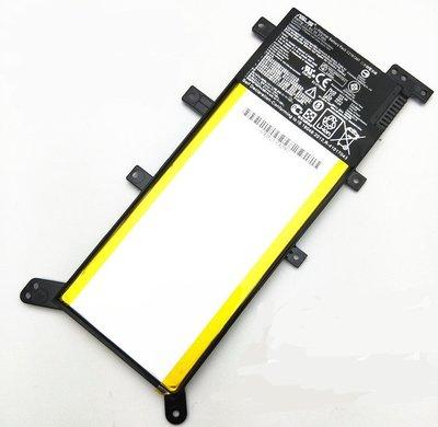 原裝華碩ASUS W519L X555LA X555LD A555L筆記本電池C21N1347電池 2芯