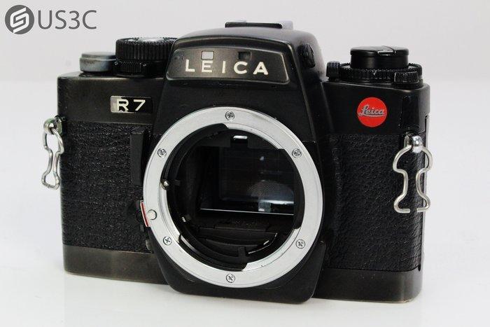 【US3C】萊卡 Leica R7 單機身 底片單眼相機 二手相機 德國製