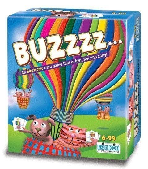 *小貝比的家*眼尖手快--Buzzzz 桌上遊戲