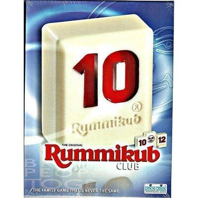 拉密麻將版Rummikub CLUB 拉密數字牌專業版