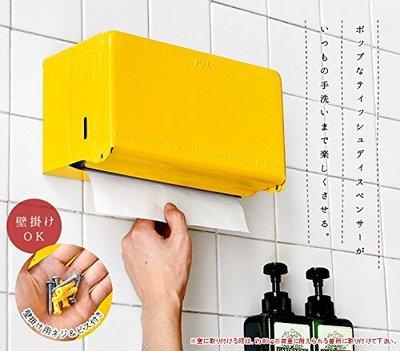 [ Atelier Smile ]  鄉村雜貨 日本直送 DULTON 金屬 抽取式紙巾盒 壁掛紙巾盒 面紙盒 # 特價