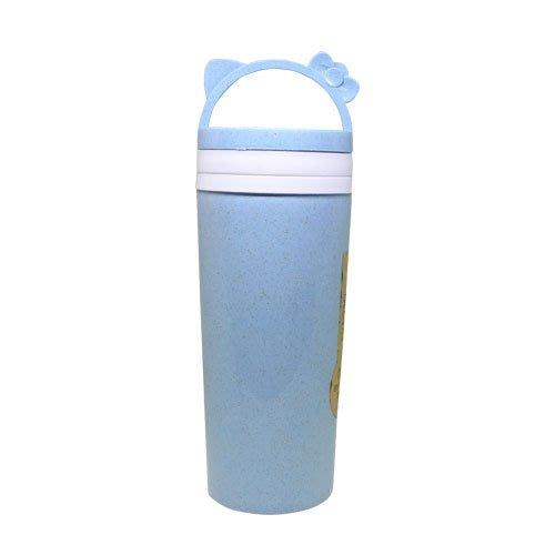 有機無毒環保小麥密封杯  隨行杯 隨身杯 手提式隨手杯