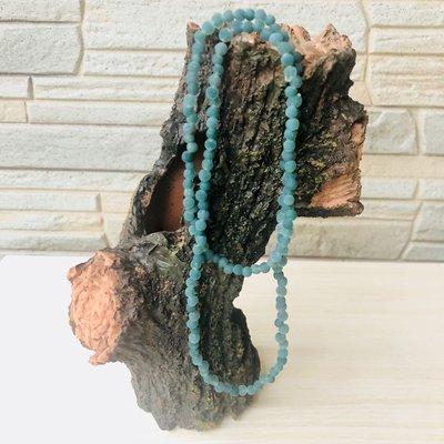 [馬克與安]綠葡萄瑪瑙手鍊-直徑2-3mm小圓珠