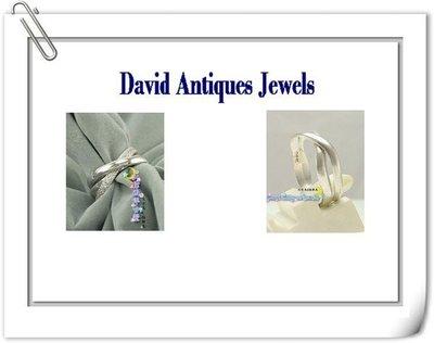 ((天堂鳥)) 925純銀超大三環戒子 ◎便宜賣◎ 925純銀雙環戒  不二價